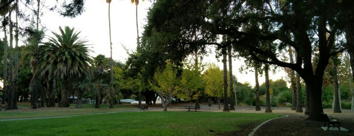 Overfelt Gardens Park is one of South Bay.
