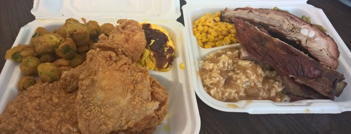 Brown Derby II is one of South Carolina Barbecue Trail - Part 1.