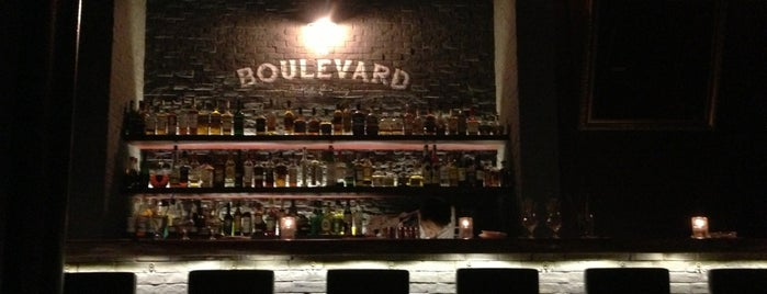 The Boulevard is one of Shanghai.