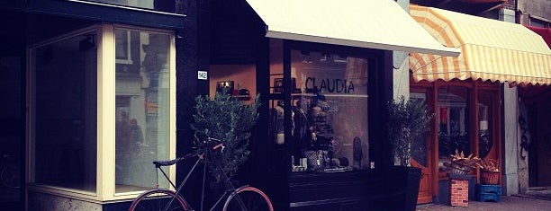 Claudia is one of Guide to Amsterdam's best spots.