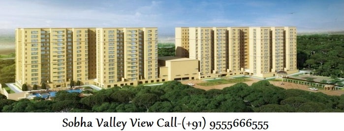 Sobha Cinnamon & Saffron is one of Bangalore Residential.