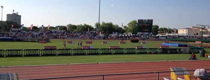 Baylor Track Complex is one of Baylor Venues.