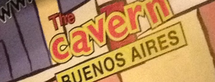 The Cavern Buenos Aires is one of Favorite Arts & Entertainment.