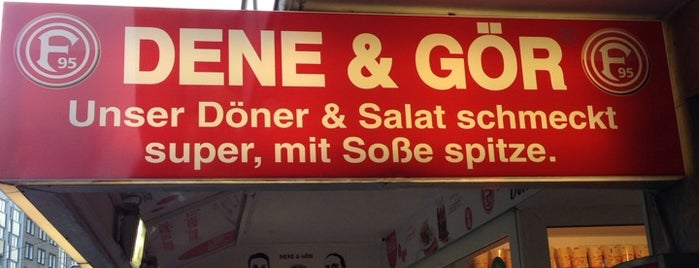 Dene & Gör Döner is one of Türkisch Fast Food.