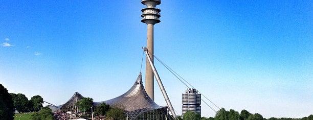 Olympiapark is one of MUC Kultur & Freizeit.