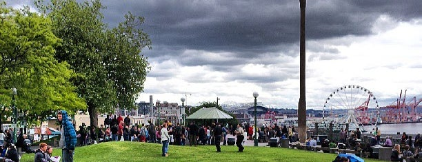 Victor Steinbrueck Park is one of Seattle's 400+ Parks [Part 1].