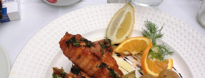 Ristorante Gregorelli's is one of Frankfurt for Non-Frankfurters.