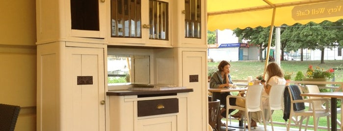 Very Well Cafe is one of Cafe Kyiv (Kiev, Ukraine).