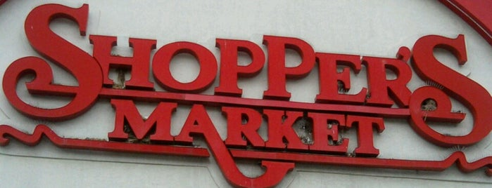 Shopper's Market is one of Just Everyday Places.