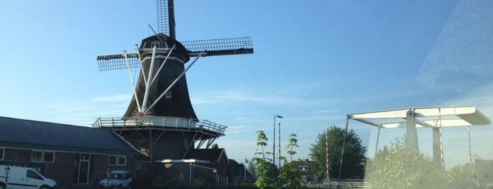 Molen Nooit Gedacht is one of Dutch Mills - North 1/2.