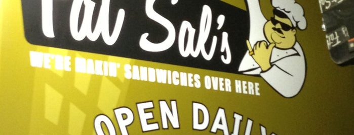 Fat Sal's is one of Triple D Checklist.