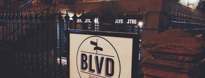 BLVD Bistro is one of Brunch.