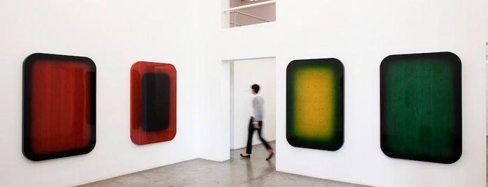 Galeria Vermelho is one of Sao Paulo list.