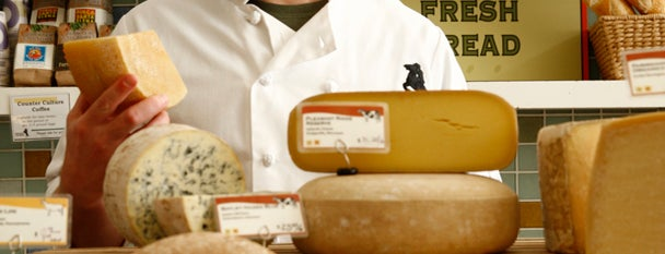 Cowgirl Creamery is one of T+L's Definitive Guide to Washington D.C..