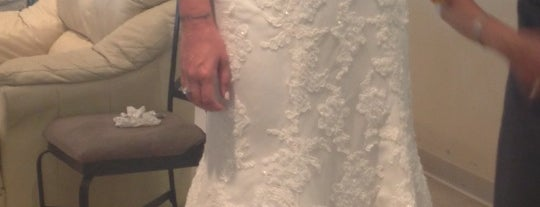 Brides By Demetrios is one of Potential Vendors.