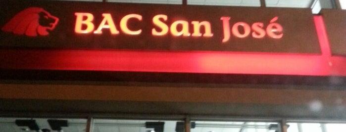 BAC San José is one of SAN JOSE CR.