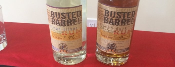 Jersey Artisan Distilling is one of Adrienne's tips.