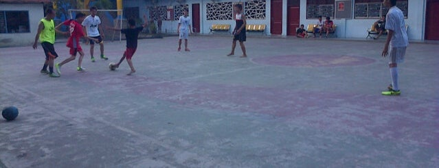 Lap.Futsal Methodist Tg.Morawa is one of Wei.