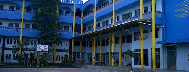 Perguruan Kristen Methodist Tanjung Morawa is one of Wei.