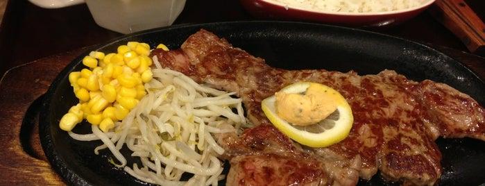 すてーき亭 五反田店 is one of 飲食店.