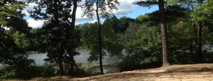 Long Lake Public Access is one of Parks/Outdoor Spaces in GR.
