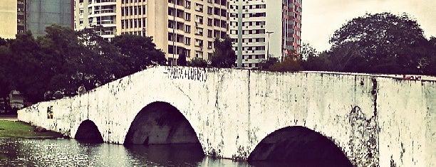 Ponte de Pedra is one of Lugares em Porto Alegre/RS.