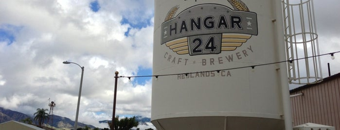 Hangar 24 Craft Brewery is one of E3/Los Angeles, CA.