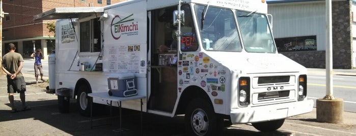 El Kimchi is one of Asheville All-in-All.