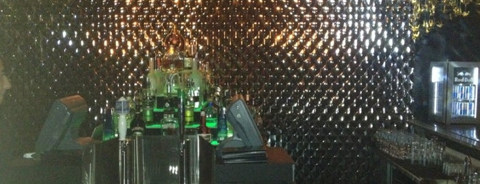 Qi Ultra Lounge is one of San Francisco City Guide.