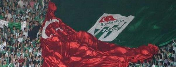 Bursa Atatürk Stadyumu is one of Home.