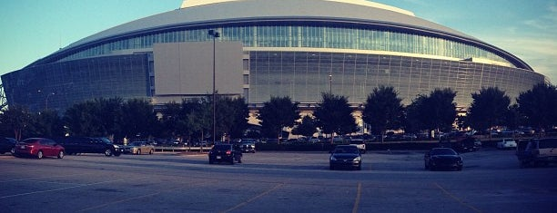 AT&T Stadium is one of Venue.