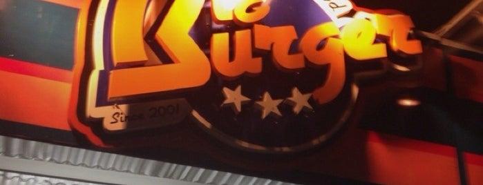 Big Burger is one of Restaurantes Venezuela.