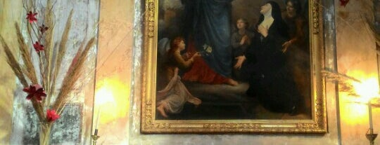 Santi Vincenzo e Anastasio is one of l'amore [a Roma] dice ciao.