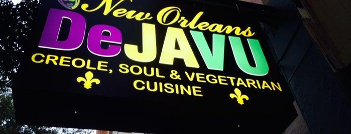 DeJAVU is one of My Fav Memphis Eats.