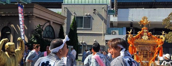 亀有リリオパーク is one of Must-visit Great Outdoors in 葛飾区.