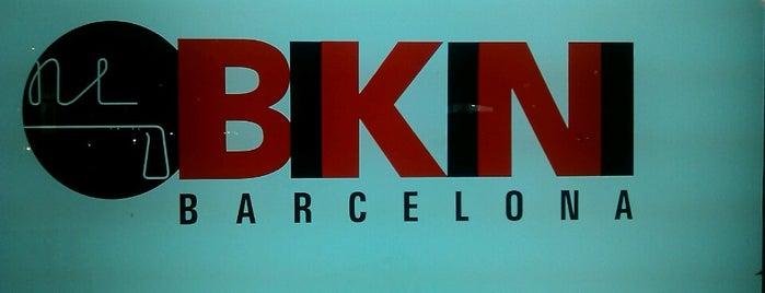 Bikini is one of salas de conciertos.