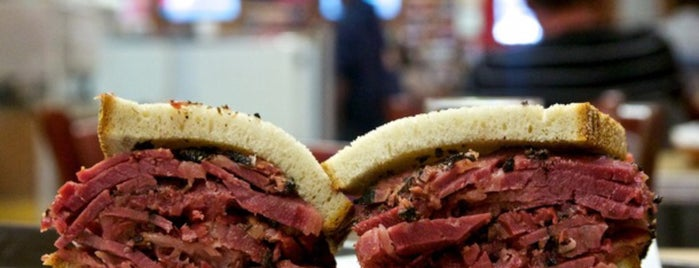 Langer's Delicatessen-Restaurant is one of 15 Bucket List Sandwiches in L.A..