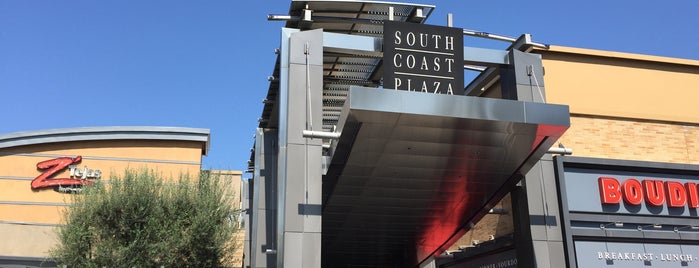 South Coast Plaza is one of Guide to Los Angeles's best spots.