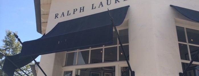 RALPH LAUREN is one of Guide to Los Angeles's best spots.