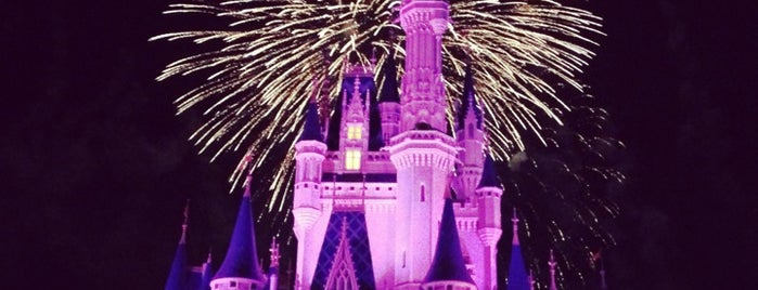 Cinderella Castle is one of Disney Adventure.
