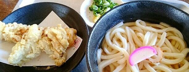カマ喜ri is one of めざせ全店制覇~さぬきうどん生活~ Category:Ramen or Noodle House.