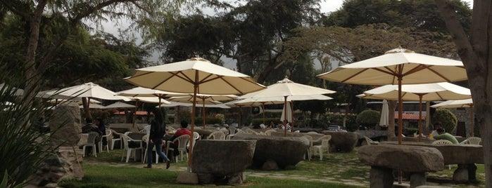 Mesa de Piedra is one of The 20 best value restaurants in Lima.