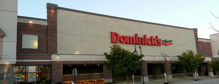 Dominick's is one of My Grocery Stores.