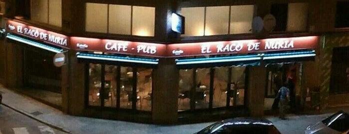 El racó de Núria is one of Pubs de Alcoy.