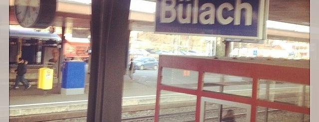 Bahnhof Bülach is one of Bahnhöfe Top 200 Schweiz.