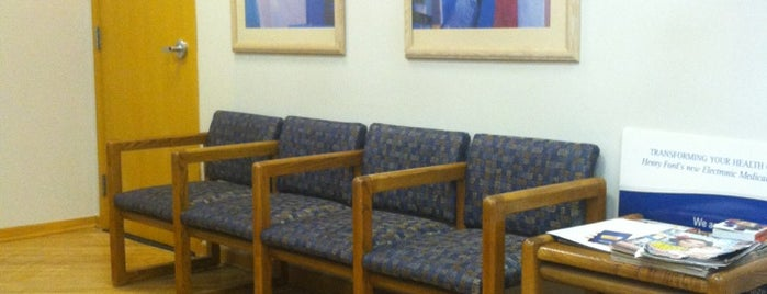 Henry Ford Medical Center - Troy is one of Just Everyday Places.