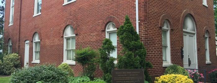 Lillian & Albert Small Jewish Museum is one of Members.