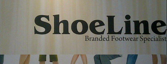 Shoeline is one of Plaza Mulia.