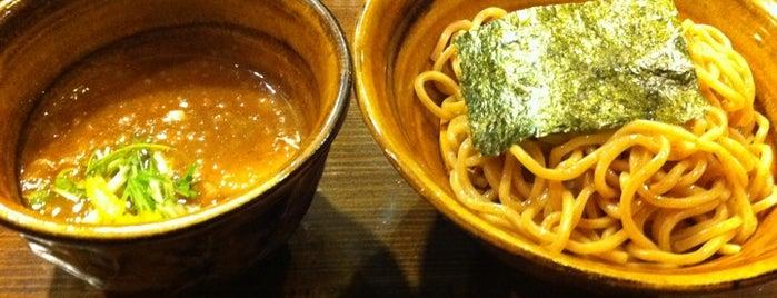 つけ麺 えん寺 is one of ラーメン!拉麺!RAMEN!.
