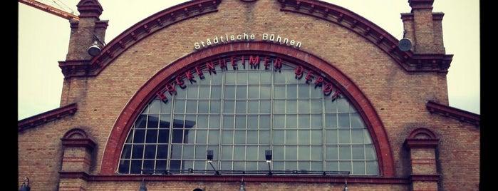 Creatives in frankfurt for Depot frankfurt am main